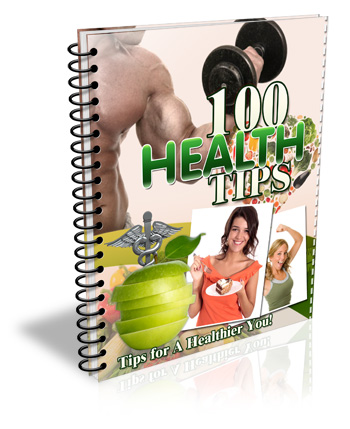 100 Health Tips – Part 1